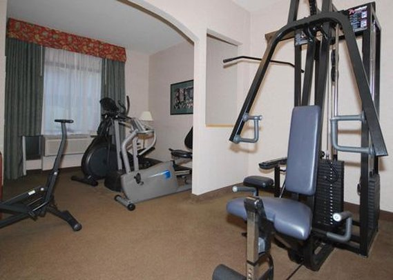 Comfort Suites Stafford Fitness Club
