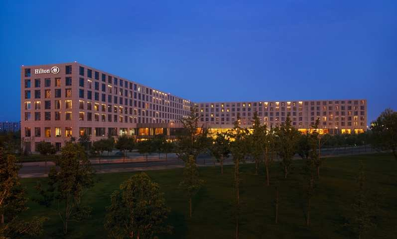 Hilton Beijing Capital Airport Exterior view