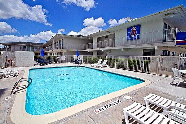 Motel 6 - McAllen, TX