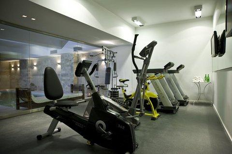 Awwa Suites & Spa Hotel - Gym