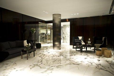 Awwa Suites & Spa Hotel - Lobby