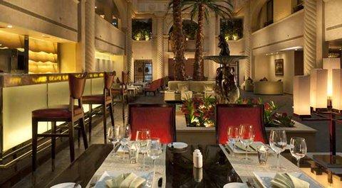 فندق وبرج سونستا القاهرة - Patio Dinner C