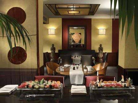 فندق وبرج سونستا القاهرة - Sushi Ya Restaurant