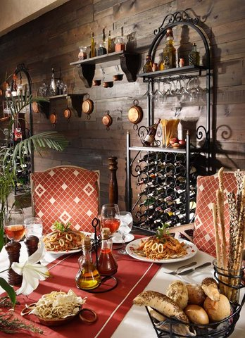 فندق وبرج سونستا القاهرة - Lagondola Restaurant