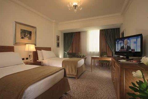 فندق وبرج سونستا القاهرة - Tower Twin Bedroom