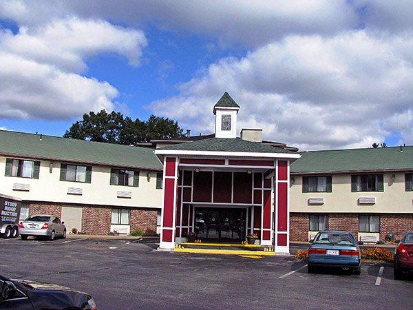 Motel 6 - Westborough, MA