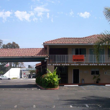 Civic Center Inn Santa Ana - Santa Ana, CA