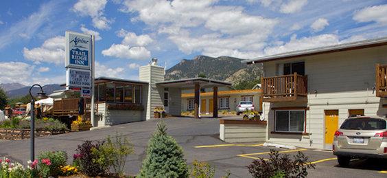 Alpine Trail Ridge Inn Außenansicht