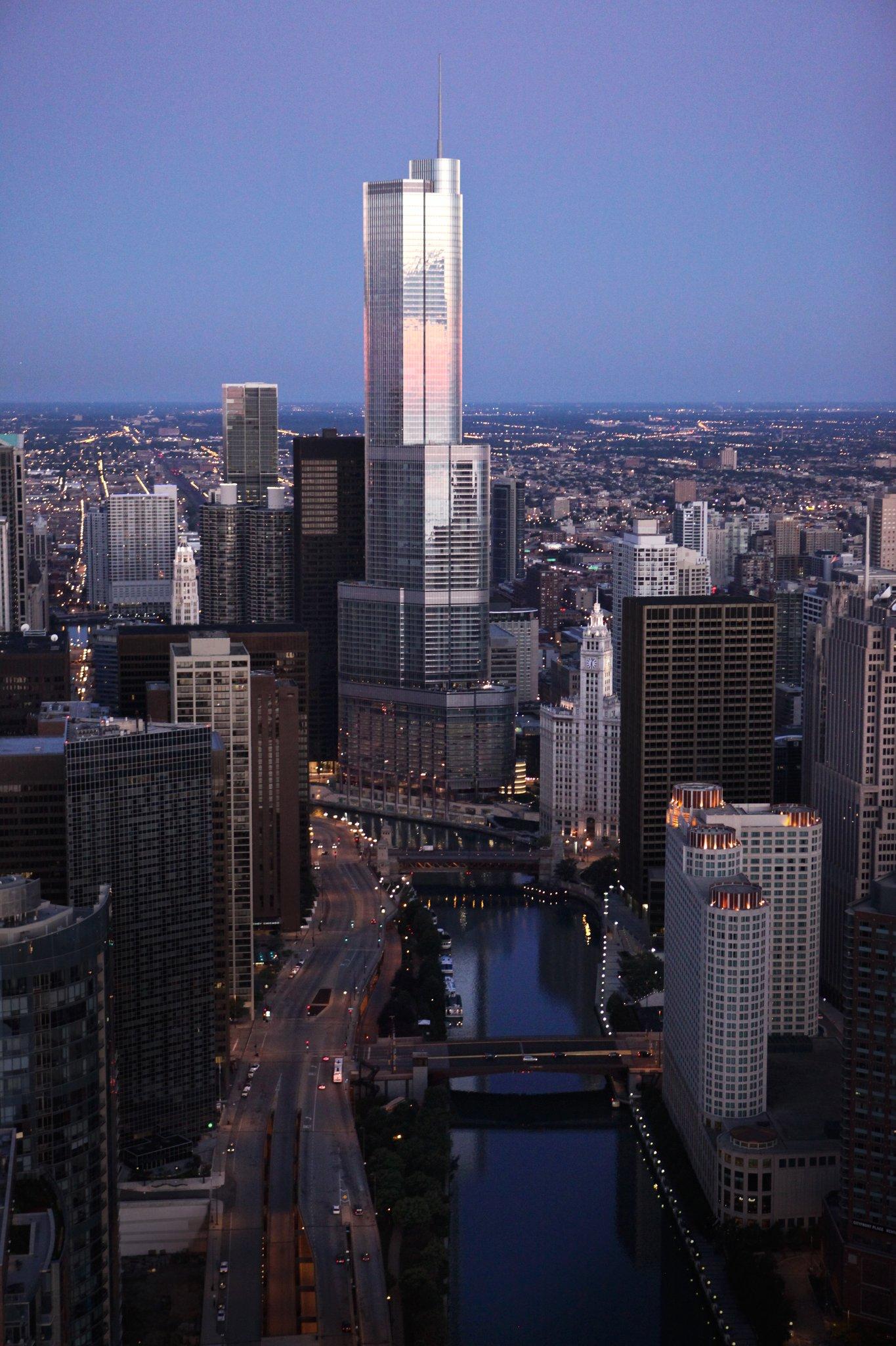 Trump International Hotel/Tower Chicago