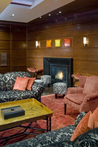 Millennium Bostonian Hotel Boston - Lobby  Fireplace