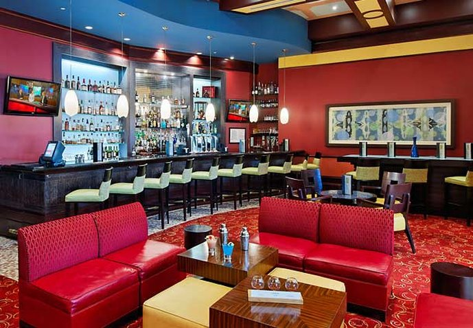 Louisville Marriott Downtown Bar/Lounge