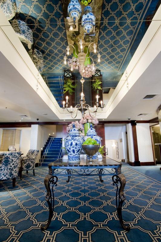 12 Apostles Hotel and Spa Lobby
