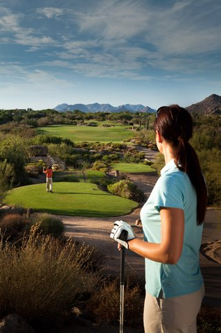 Boulders Resort & Golden Door Spa - The Boulder s Golf