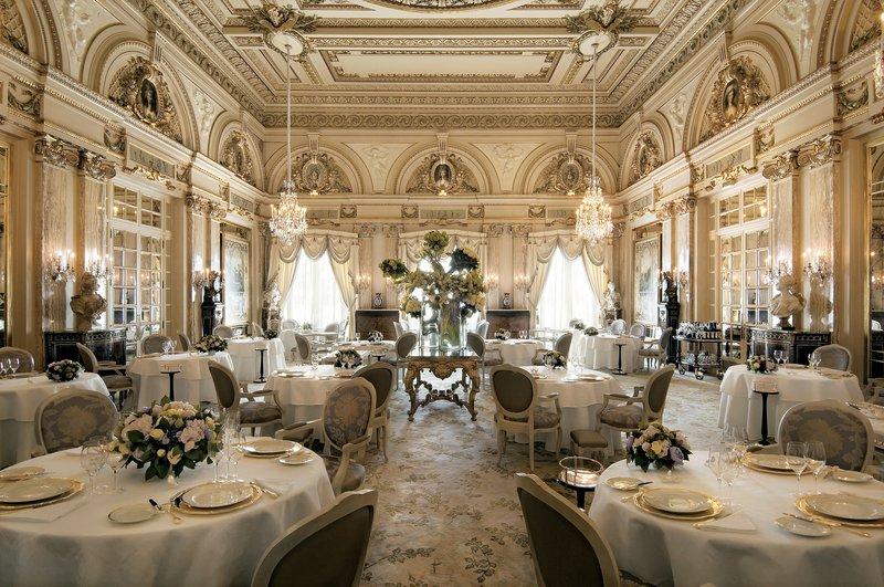 Hotel De Paris Ресторанно-буфетное обслуживание