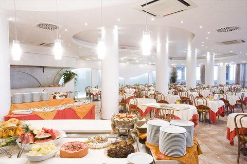 Hotel Metropolitan - Restaurant