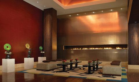 MGM Grand Detroit - Hotel Living Room