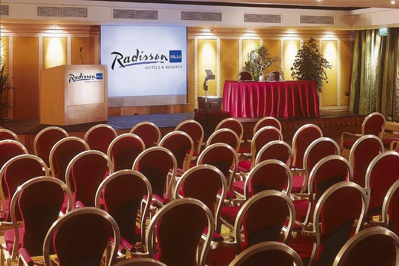 Radisson Blu St Helen's Hotel, Dublin Sala convegni