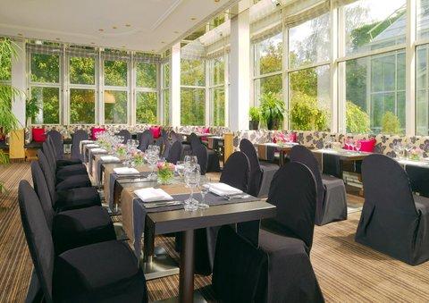 Sheraton Frankfurt Congress Hotel - Sheraton Congress Wintergarten