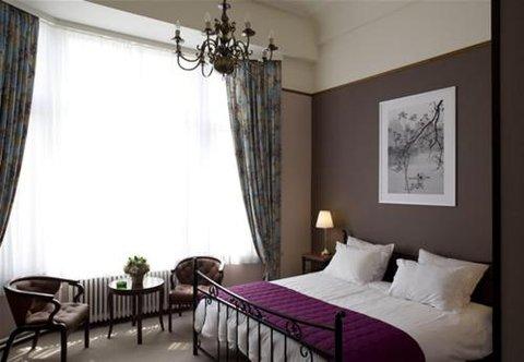 Hotel Antwerp Billard Palace - Basic Twin