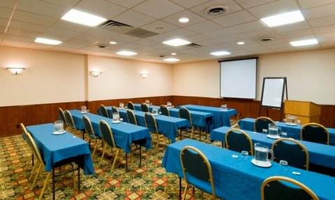 Best Western Plaza Inn Hotel - Meeting Room