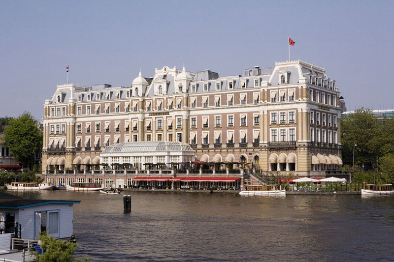 InterContinental IC Amstel-Amsterdam Exterior view
