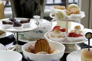 Lounge - Afternoon Tea