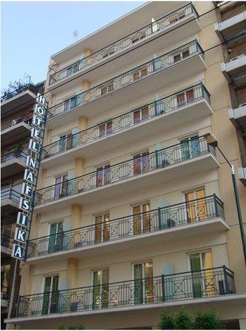 Nafsika Hotel Athens Centre - Exterior