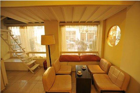 Nafsika Hotel Athens Centre - Lobby