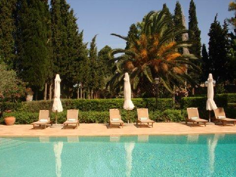 Argentikon Luxury Suites - Pool
