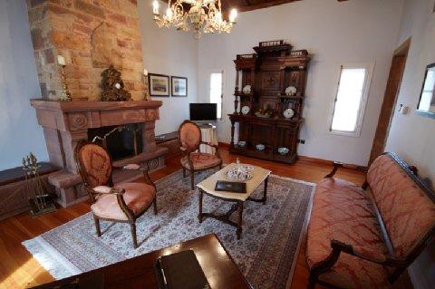 Argentikon Luxury Suites - Living Area 2
