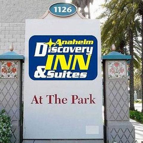 anaheim discovery inn tourist class anaheim ca hotels. Black Bedroom Furniture Sets. Home Design Ideas