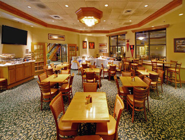 Hawthorn Suites by Wyndham Champaign - Dining