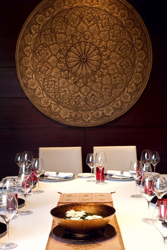 The Taj Mahal Hotel New Delhi Gastronomia