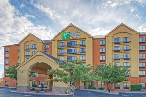 Exterior view - Holiday Inn Express Hotel & Suites Midtown Albuquerque
