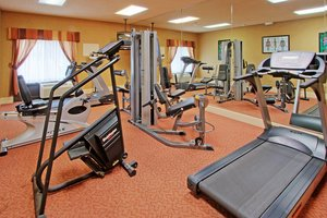 Fitness/ Exercise Room - Holiday Inn Express Hotel & Suites Midtown Albuquerque