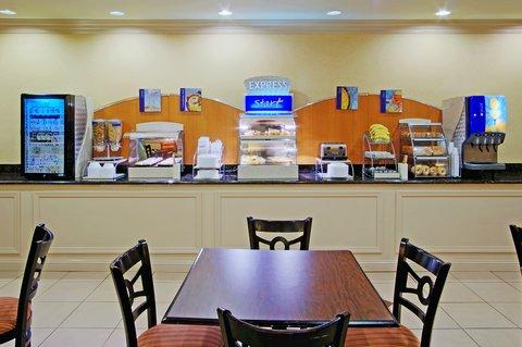 Holiday Inn Express & Suites ALBUQUERQUE MIDTOWN - Albuquerque Holiday Inn Express-Midtown Breakfast Bar
