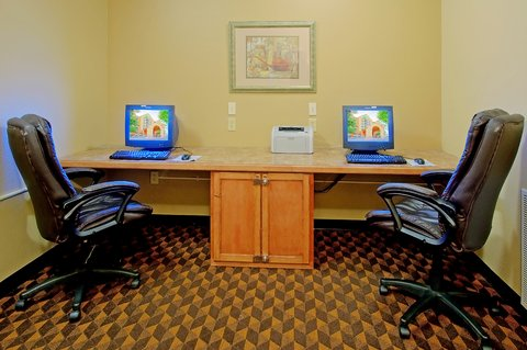 Holiday Inn Express & Suites ALBUQUERQUE MIDTOWN - Albuquerque Holiday Inn Express-Midtown Business Center