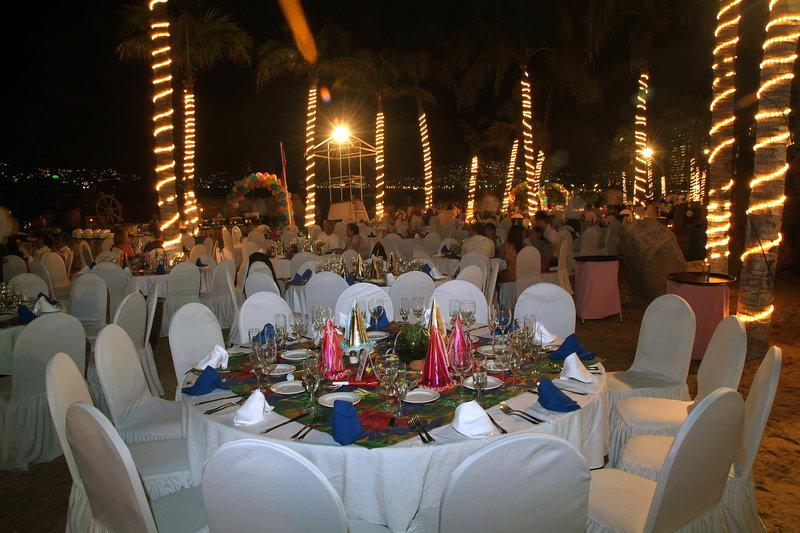Crowne Plaza Hotel Acapulco Sala de conferencias