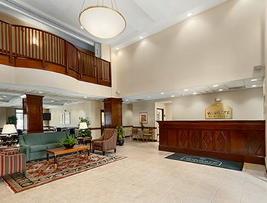 Wingate by Wyndham Charlotte Airport South/ I-77 Tyvola - Lobby