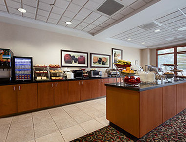 Wingate by Wyndham Charlotte Airport South/ I-77 Tyvola - Breakfast Area