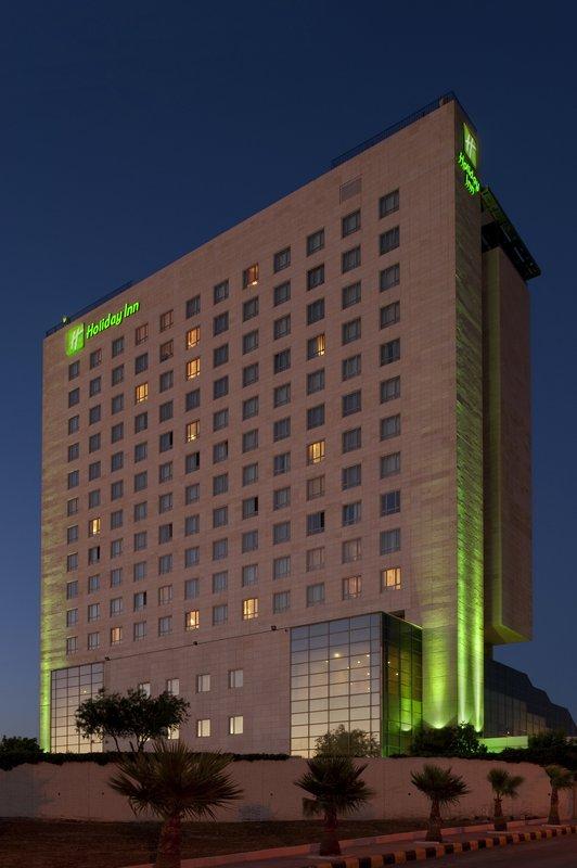 Holiday Inn Amman Kilátás a szabadba