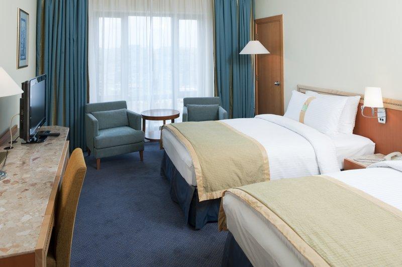 Holiday Inn Amman Szobakilátás