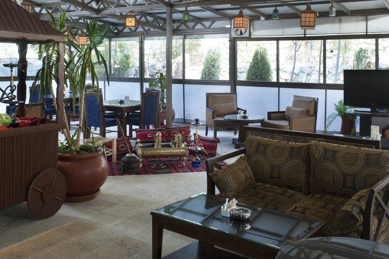 Holiday Inn Amman Étkezés