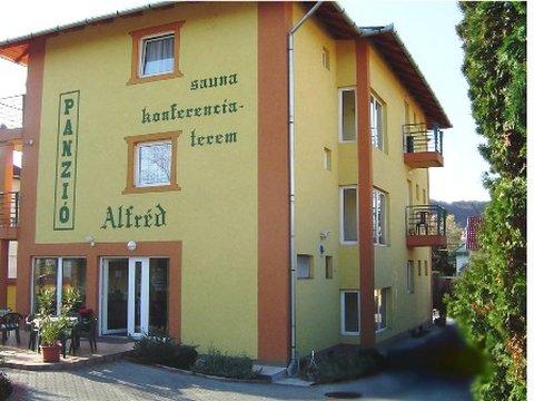 Alfred Panzio - Exterior View
