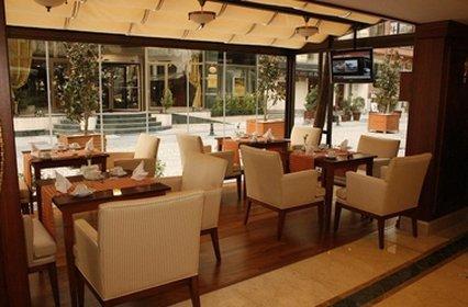 Park City Hotel Istanbul - Restaurant