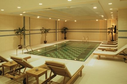 Park City Hotel Istanbul - Pool Offsite