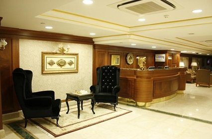 Park City Hotel Istanbul - Lobby