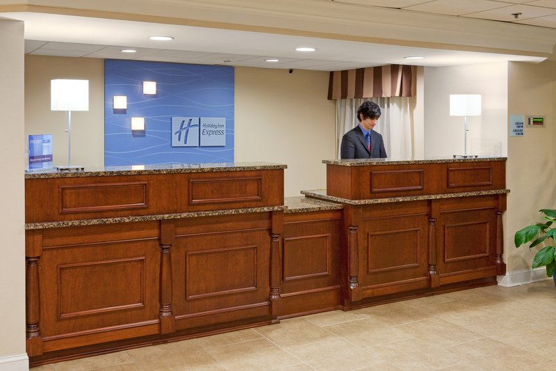 Holiday Inn Express WILKES BARRE EAST - Wilkes-Barre, PA