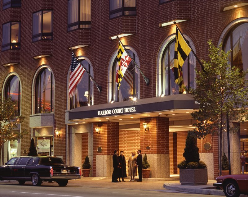 Intercontinental Hotels Harbor Court Baltimore - Baltimore, MD