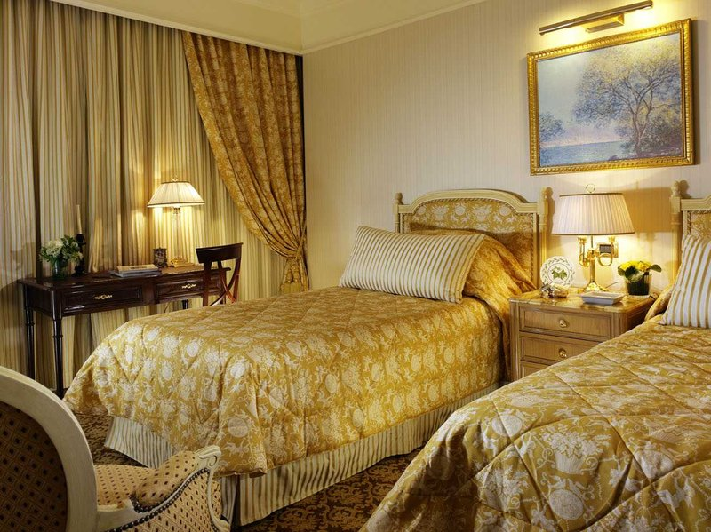 Intercontinental Le Vendome Beirut Zimmeransicht